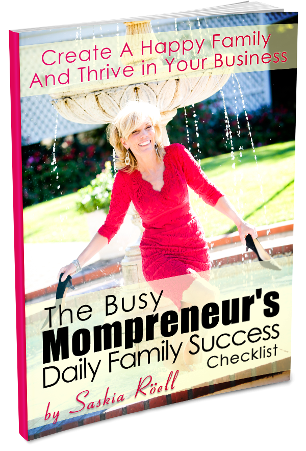 The Busy Mompreneurs Daily Family Success Checklist — The New Code ...